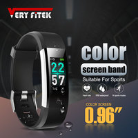 VERYFiTEK ID115 Pro Color Ccreen Smart Band Yoga Cardio Heart Rate Monitor Wristband IP68 Waterproof F tness Bracelet Pk Fit Bit