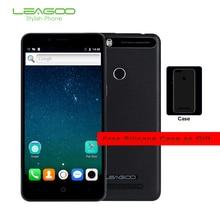 """Leagoo kiicaa питания 3G смартфон 5.0 """"HD mt6580a 4 ядра 16 г Встроенная память 2 г Оперативная память Android 7.0 мобильный телефон двойной сзади Камера отпечатков пальцев"""