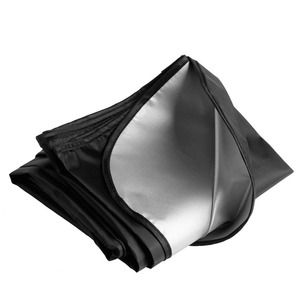 Image 4 - NoEnName_Null Prevent Snow Ice Sun Shade Dust Frost Freezing Car Windshield Cover Protector