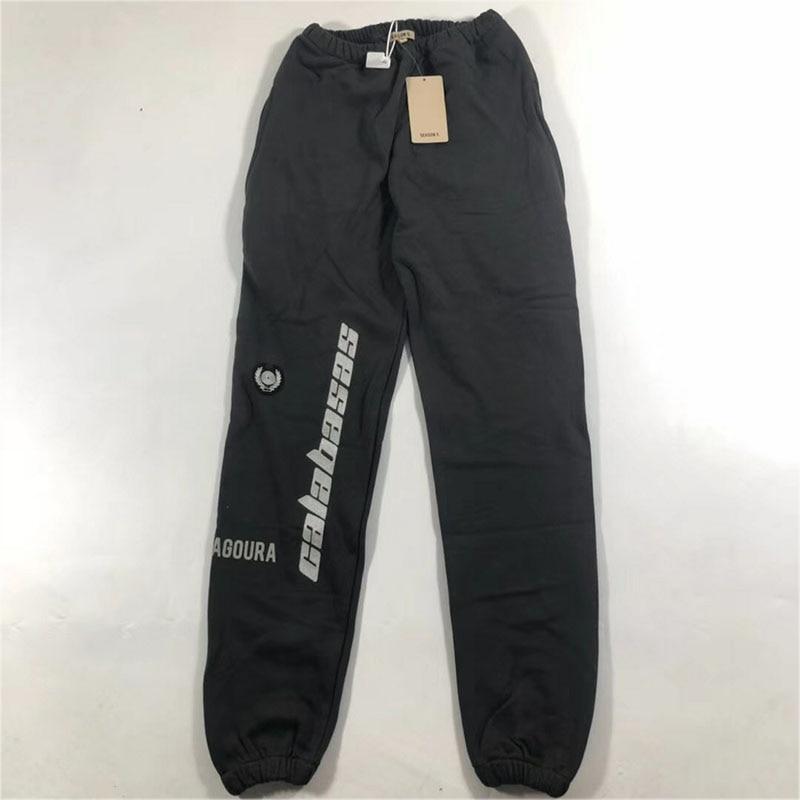 f32942200 Detail Feedback Questions about Hop Hop Season 5 Sweatpants Casual  Drawstring Joggers Season 5 Sweatpants Kanye West New Calabasas Embroidery  Season 5 Pants ...