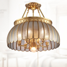 Buy soldered pendants and get free shipping on aliexpress billy haodi copper lamp copper style restaurant room lamp library entrance lighting solder pendant lights lo71109 aloadofball Image collections