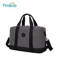 2016 Men Travel Bags Large Capacity Women Luggage Travel Duffle Bags Nylon Outdoor Waterproof Bags Bolso