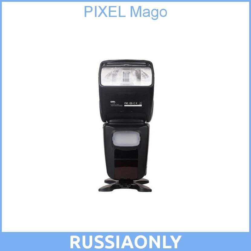 PIXEL Mago GN65 TTL Master High Speed Sync 1/8000s Flash Speedlite for CANON
