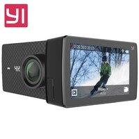 NEW International Edition Xiaomi YI 4K Action Camera Ambarella H2 4K 60fps 12MP 155 Degree 2