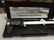 Wholesale prices 150 mm 6″ Digital CALIPER VERNIER GAUGE MICROMETER free shipping