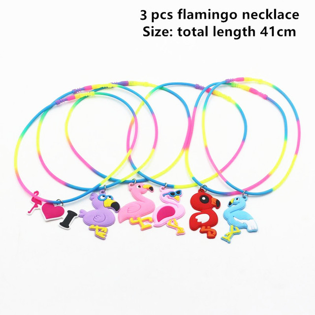 3pcs F Necklace Mermaid party plates 5c64f5cb3123b