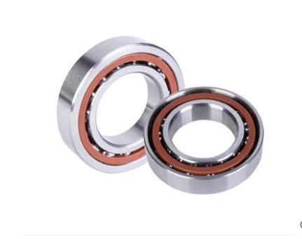 Gcr15 7216 AC P0=ABEC-1 7216 AC P5=ABEC-5 (80x140x26mm) High Precision Angular Contact Ball Bearings 1pcs 71901 71901cd p4 7901 12x24x6 mochu thin walled miniature angular contact bearings speed spindle bearings cnc abec 7
