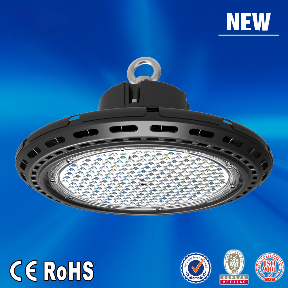 Free Shipping Usa Ip66 Led High Quality Super Bright 100w Led Meanwell Highbay Light Outdoor High Bay Led Light