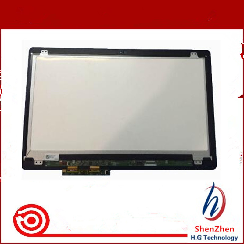 1920*1080 Laptop LED Replacement For Dell Inspiron 15 7568 15.6 LCD Screen Display Panel with Touch Assembly1920*1080 Laptop LED Replacement For Dell Inspiron 15 7568 15.6 LCD Screen Display Panel with Touch Assembly