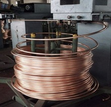 100Meters/lot  Outer Diameter:12mm Wall Thickness:1mm Flexible Copper Tube Air Conditioner Pipe