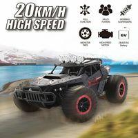 Высокое качество RC автомобиль 2,4 ГГц 1:16 масштаб дистанционного управления автомобиль 4 колеса Электрический внедорожный RTR для мальчиков лу...