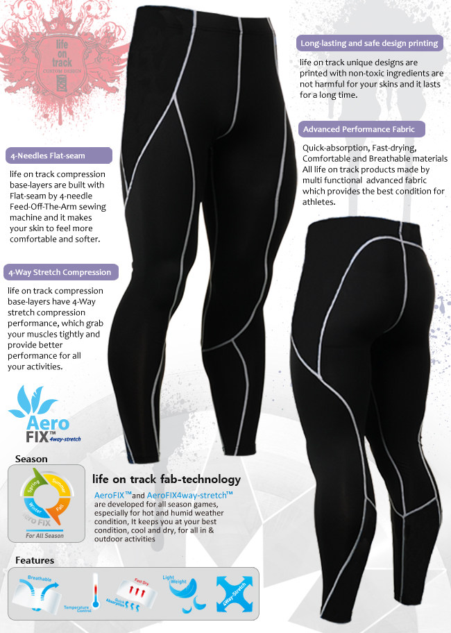adb8ce6070 2018 New Men's Running Tights spandex Men Soccer Bodybuilding Training  Fitness Compression wear Elastic Sports Pants Joggers-in Running Tights  from Sports ...