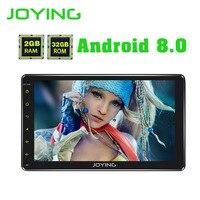 JOYING PX5 Octa 8 Core 2 Din Android 8 0 Car Stereo 2GB RAM Car Radio