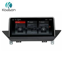 Koason Android 8.1 Car Stereo Audio 10.25 inch touch screen Multimedia Player for BMW X1 E84(2009-2015) CIC GPS Navigation стоимость