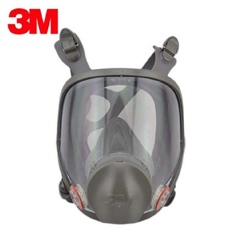 Image 5 - 15/17 In 1 3M 6800 Gas Mask Full Face Respirator Air Filters Welding Spraying Chemical Laboratory Safety Worker Mask-in Chemical Respirators from Security & Protection