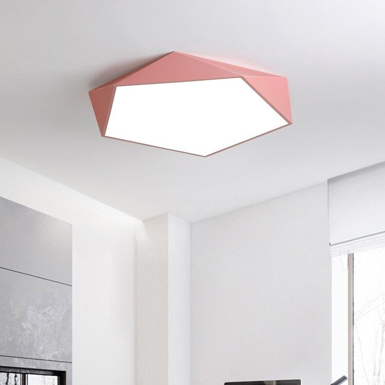 Image 5 - Ceiling Lights Modern Lamp Nordic Simple Bedroom Living Room Lighting Lixtures for Childrens Room Lighting Kitchen StudyCeiling Lights   -