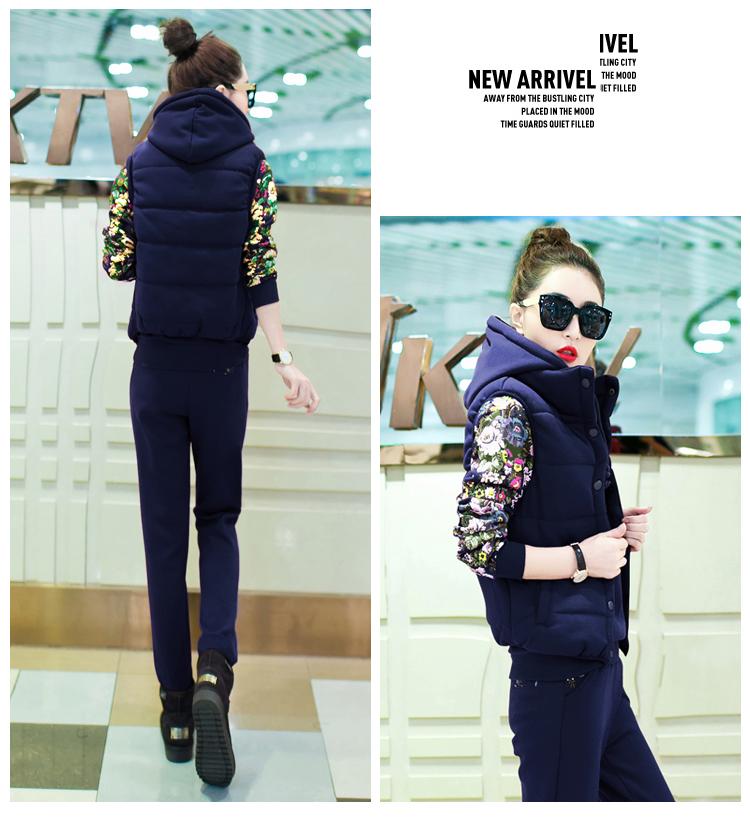 sportwear Casual pants Donne 10
