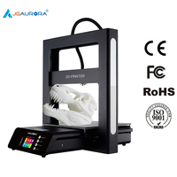 JGAURORA 3D принтеры A5 обновленная A5S 3d печатная машина Экстремальная Высокая Точность печатная машина с постройкой огромных Размеры 305*305*320 мм