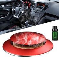 1 Pcs Car Perfume UFO Shape Decoration Air Freshener Essential Oil Aromatherapy Accessories XR657
