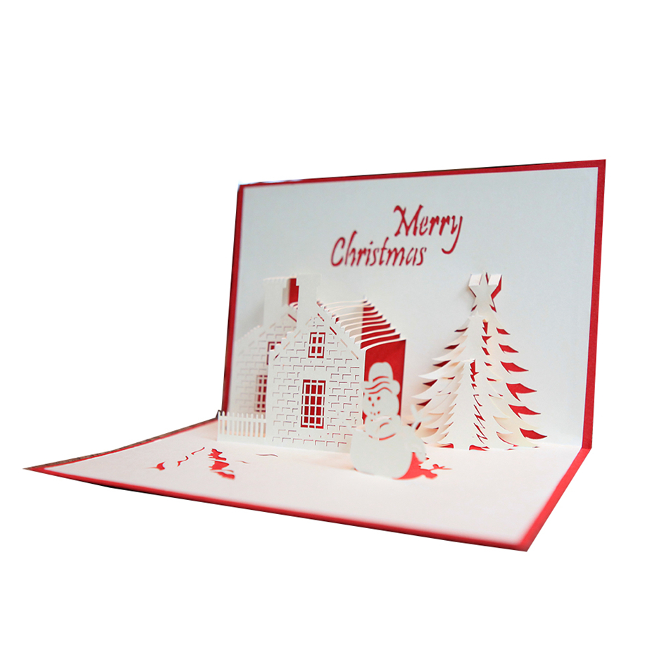 popular pop up house card buy cheap pop up house card lots from