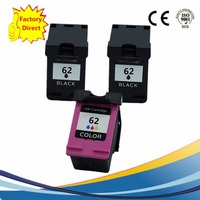 62XL Inkt Cartridge Gereviseerde Voor HP62 HP62XL Envy 5640 5660 7640 5540 5544 5545 5546 5548 Officejet 5740