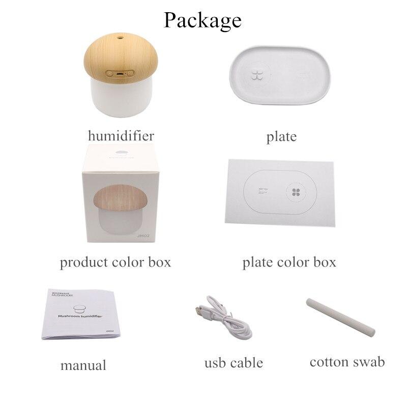 mushroom humidifier package