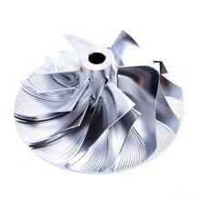Turbo Compressor Billet Wheel TD05HR 16G EVO 4-9 # 405-9901D-626 billet turbo compressor wheel mitsu ishi l200 4dr6t 2 5l td04 7b 31 8 49 mm 405 9901d 412