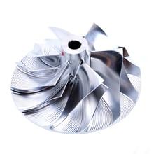 Turbo Compressor Billet Wheel TD05HR 16G EVO 4-9 # 405-9901D-626 kinugawa turbo turbine wheel for mitsubishi 4g63t lancer evo 4 9 td05hr w 12 blades