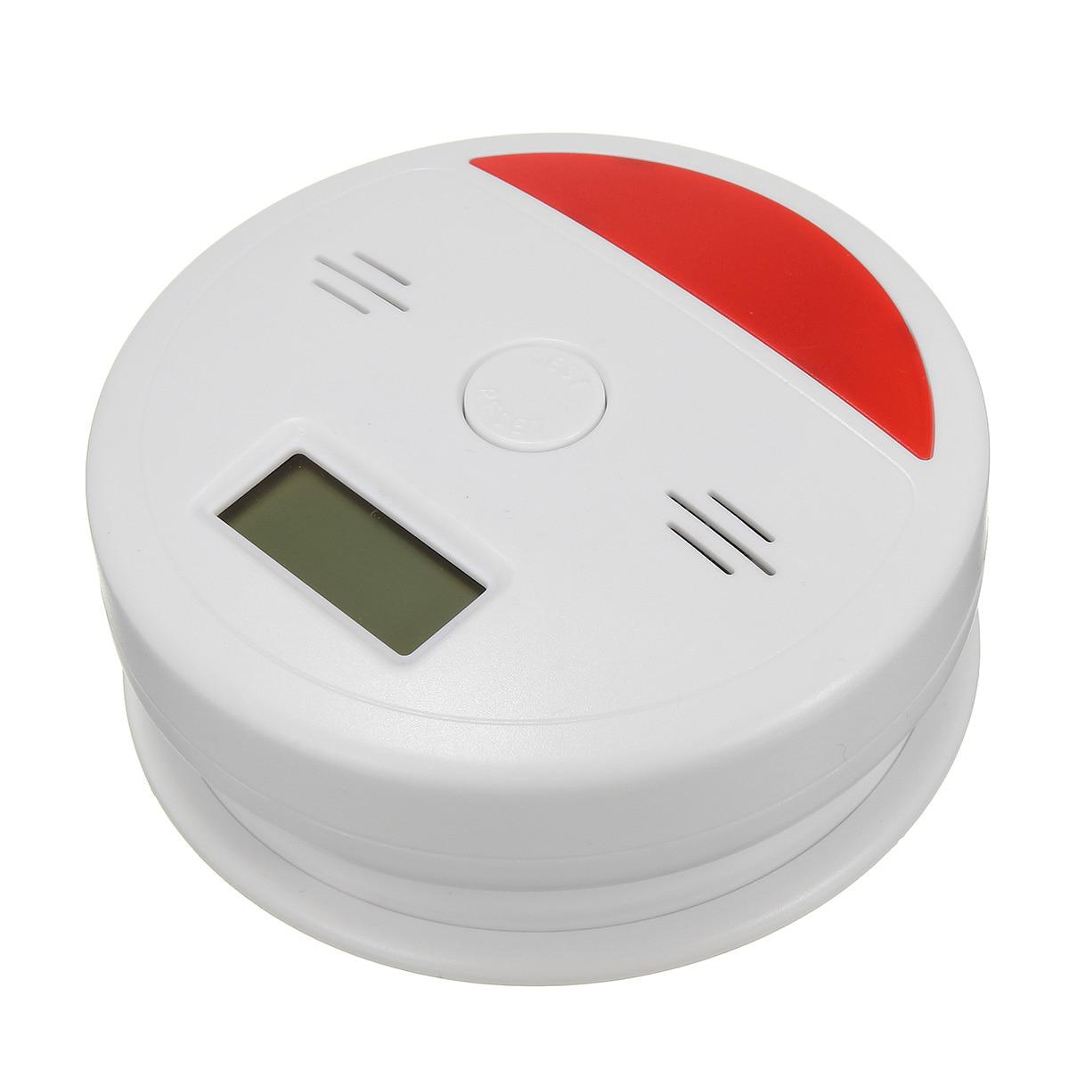 1PC Home Safety High Sensitive LCD CO Carbon Monoxide Poisoning Sensor Alarm Warning Detector Tester new 1pc home safety high sensitive lcd co carbon monoxide poisoning sensor alarm warning detector tester