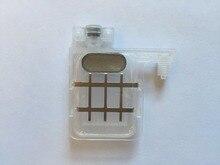 100PCS 3*2mm Transparent big damper for Mimaki JV3/JV4/JV22 etc DX4 and DX5 printer