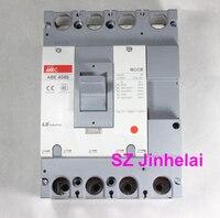 ABE404b подлинности Абэ 404b LS литой корпус автоматический выключатель ABE 404B воздуха 4 P 250A/300A/350A/ 400A