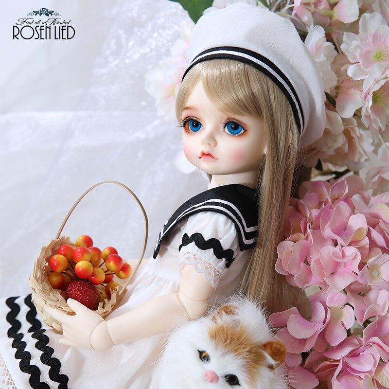 Rosenlied RL odmor mignon bjd sd lutka 1/4 model tijela dječaci ili - Lutke i pribor - Foto 5