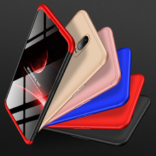 CCDZ Luxury 360 Degree Full Protection Hard PC Matte Case Fo