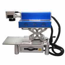 smart desktop fiber laser marking machine LY FB-01 20W laser engrave machine 1pc 1600mw diy laser engraving machine 1 6w laser engrave machine diy laser engrave machine
