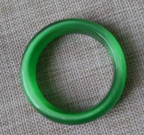 Selling Jewelry>>>Natural Opal Bangle Bracelet Jadeite Bracelet Green Lady Favorite selling jewelry xinjiang hetian jadeite jadeite overlord pendant natural jadeite men 18 arhat necklace pendant