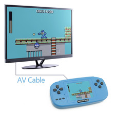 Handheld Gaming Console with 168 Games
