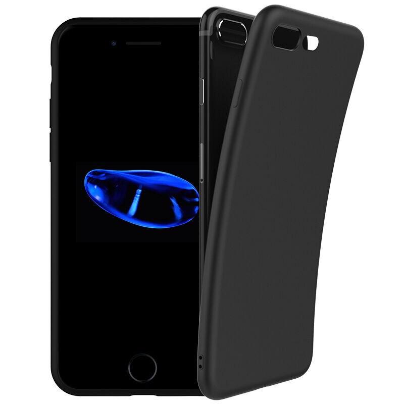 Мягкий силиконовый чехол для Apple iPhone 6 6 S 6 плюс 7 7 Plus тонкой кожи Защитная крышка для iPhone 7 6 S плюс телефон оболочки корпуса