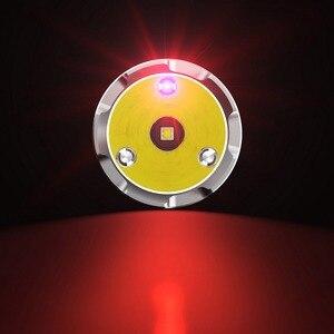 Image 5 - NITECORE lampe torche Rechargeable MH27 avec batterie 18650, CREE XP L HI V3, RGB LED, haute luminosité, livraison gratuite