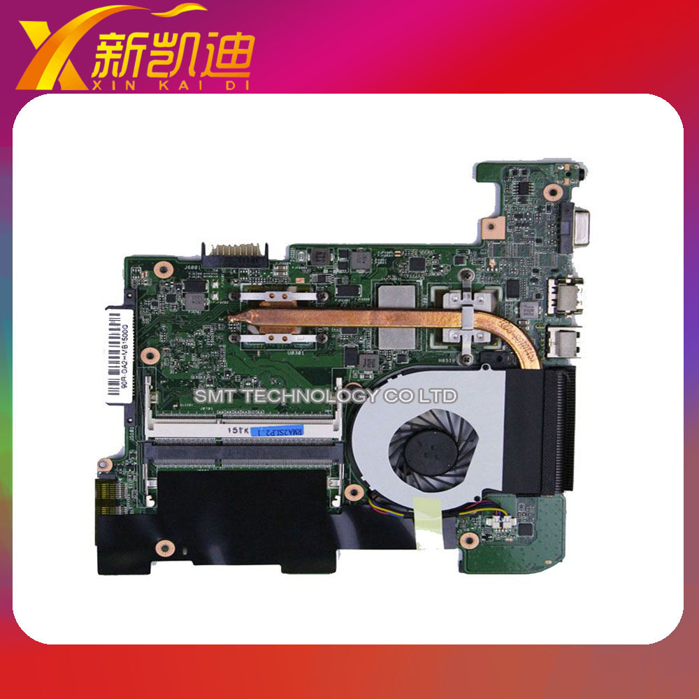 original For Asus Eee PC 1215N/VX6 laptop motherboard non-integrated mainboard rev1.5 without cooler tested working perfect eee pc 1225b motherboard with cooler for asus laptop fully tested
