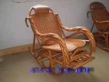 Special pastoral style rattan cane rattan sofa recliner rocking chair rattan swing hanging chair rattan cane basket
