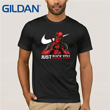Deadpool Just Love You T-Shirt Unisex Mens Comedy Cool Casual pride t-shirt men New Fashion tee