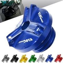 все цены на Motorcycle M20*2.5 CNC Engine Oil Filter Cup Plug Cover Screw For Suzuki B-King 400 1340 b-king B-king be king accessories онлайн