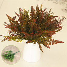 Имитация искусственного растения яркий персидский украшение из травы для свадьбы дома вечерние H99F