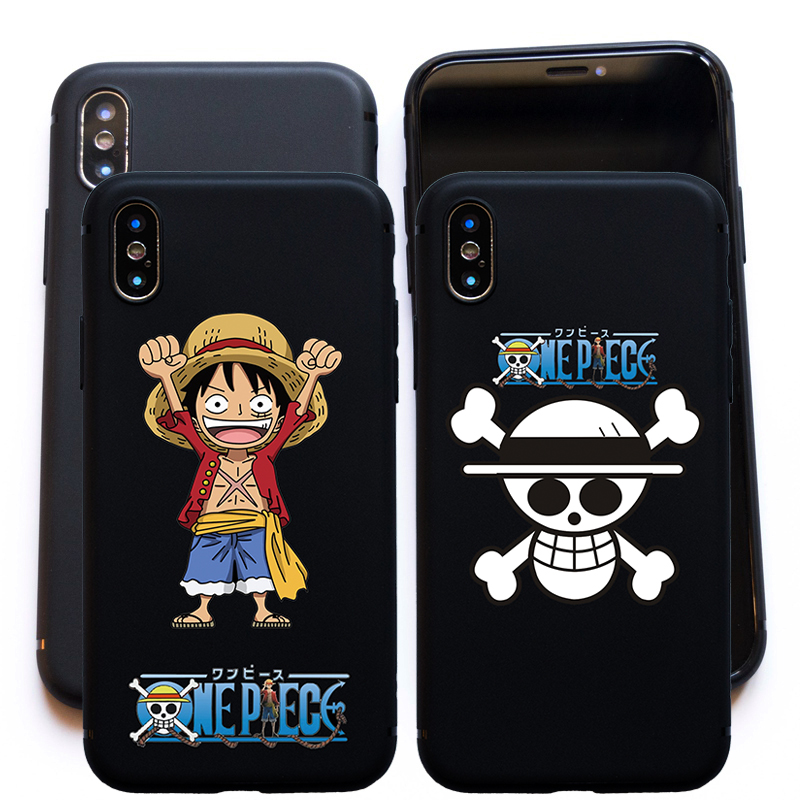 coque iphone xr luffy