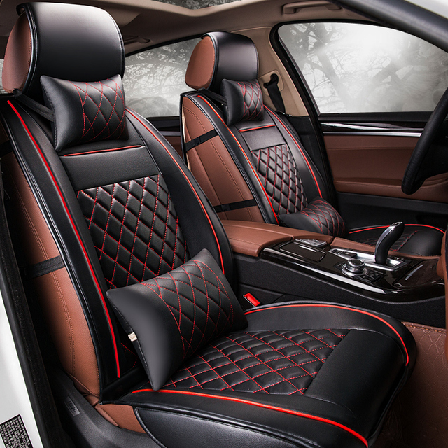Seats Car Seat Cover Styling Fit ACURA CDXILXLEGENDMDXRDX RL - Alfa romeo seat covers