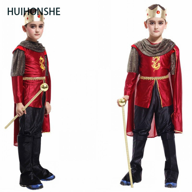 Halloween Cosplay kids Prince Costume for Children The King Costumes Childrenu0027s Day Boys Fantasia European royalty  sc 1 st  AliExpress.com & Halloween Cosplay kids Prince Costume for Children The King Costumes ...