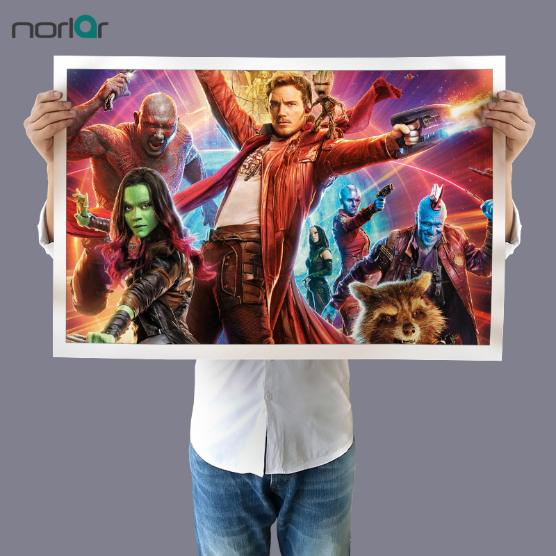 Art Print Canvas Guardians of the Galaxy Poster Canvas Oil Painting Wall Art Pictures For Living Room Poster Printing Unframed