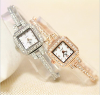 Hot Fashion Women Watches Free Shipping Diamond Bangle Bracelet Watch Casual Watch Clock