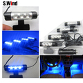 Car Auto Vehicle LED Pathway Lighting Adjustable LED Car Foot Well Neon Flash Lights Car Interior Lights