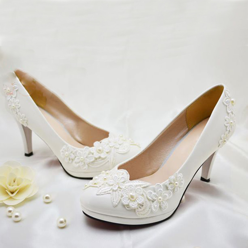 Free Shipping Bridesmaid Shoes Wedding Bridal Shoes Nice Flower